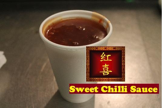 150b Sweet Chilli Sauce