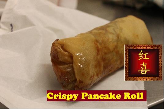 3 Crispy Pancake Roll
