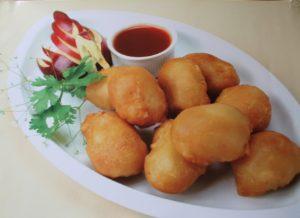 Sweet Sour Chi Balls